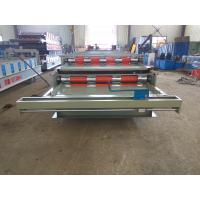 Buy cheap Alumimum Plate Metal Wall Panel Roll Forming Machine Automatic Operation from wholesalers