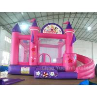 Wholesale Commercial Grade Princess Inflatable Jumping Castle for amusement park from china suppliers