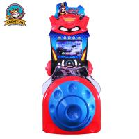 Wholesale Car Driving Racing Game Machine For Indoor Amusement Paly 120W from china suppliers