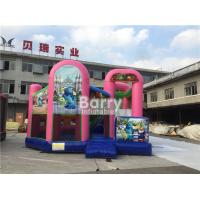 Wholesale Bouncer House With Slide from china suppliers