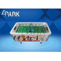 Wholesale 4 Player Coin Operated Arcade Machines Football Sports Simulating Table Amusement from china suppliers