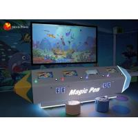Buy cheap Game Simulator Interactive Wall Projection Games AR Painting Fish Trees Dinosaur from wholesalers