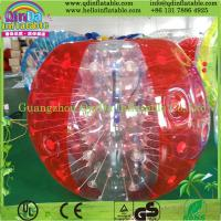 Wholesale Inflatable Bumper Ball, Hot Inflatable Bubble Soccer Ball from china suppliers