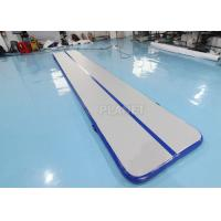 PVC 6m Tarpaulin Inflatable Gymnastics Mats For Fitness