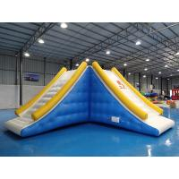 Wholesale Exciting Inflatable Water Sport / 10 Person Inflatable Slide Tower from china suppliers