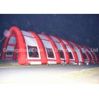 Wholesale Outdoor 40x20m Red Archway Inflatable Sport Air Tent with CE Blowers from china suppliers