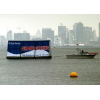 China Crazy Event Advertising Inflatables Billboard /  Inflatable Floating Billboard on sale