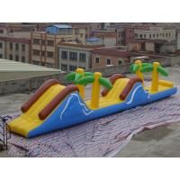 China inflatable water games for adults on sale