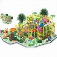 Buy cheap Indoor Playground Equipment Set, Customized Designs are Welcome from wholesalers