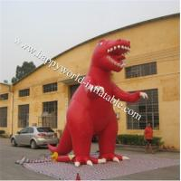 Wholesale Giant, inflatable and attention-grabbing dinosaur from china suppliers