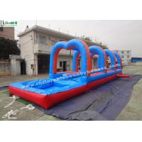 Wholesale Giant bouncy inflatable slip and slide the city for sales from Sino Inflatables from china suppliers