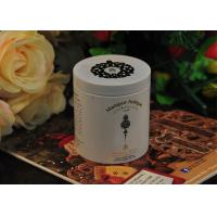 Quality Decoration Candle Tin Containers for sale