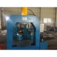 Wholesale 160 Tons Forklift Tire Press Machine TP160 For Disassembling Solid Tires from china suppliers