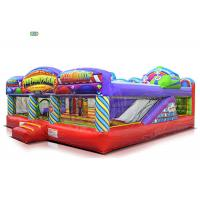 Wholesale Fun Fair Park Play Inflatable Bounce House Combo 1 - 3 Years Warranty 120 KG Weight from china suppliers