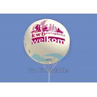 China Durable Helium Inflatable Sky Balloon Show  / Custom Large Advertising Helium Balloons on sale
