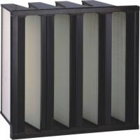 Wholesale Media Plastic Frame Fiberglass Air Filters Air Handling Unit from china suppliers