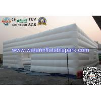 Wholesale Outdoor Heavy Duty Garden Inflatable Party Tent  With Clear Roof from china suppliers