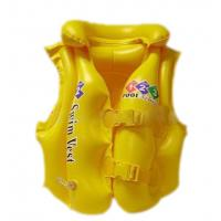 Wholesale PVC inflatable Swim vest from china suppliers
