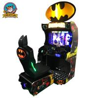 Wholesale Batman Car Coin Operated Video Games , Arcade Car Machine Large Display from china suppliers