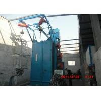 Buy cheap Q37 Hanging Hook Type Shot Blasting Machine , Shot Blast Cleaning Machine Non - from wholesalers