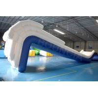 Wholesale Factory Price Airtight Inflatable Floating Yacht Water Slide from china suppliers
