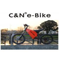 Wholesale 29PF Panasonic Battery Enduro Off Road Electric Bike 80km/h Max Speed from china suppliers