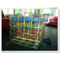 Wholesale Inflatable fluorescent ball,transparent ball,inflatable water game,KWS018 from china suppliers