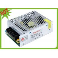 Quality LED Mini Regulated Switching Power Supply 60W  With Iron Case for sale