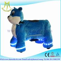 Wholesale Hansel bike motorized child cover battery animal walking rides from china suppliers