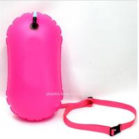 Buy cheap Open Water Swimming Inflatable Safety Buoy Inflatable Flotation Buoy Dry Bag from wholesalers