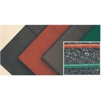 Wholesale 50*50 Cm Outdoor Rubber Mat Playground Soft Surface With Good Anti - Slip Performance from china suppliers