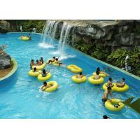 Funny Drifting Or Lazy River Water Park For Adult And Kids 4 - 6m Width for sale