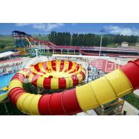 Wholesale Theme Park Slides Super Bowl Water Playground Equipment for Water Park from china suppliers