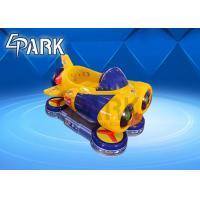 Wholesale Electronic coin operated multi color plastic kiddie ride EPARK kids entertainment spaceship kid's ride on machine from china suppliers