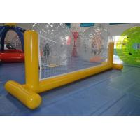 Wholesale inflatable handball court ,water volleyball court for sale from china suppliers