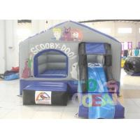 Buy cheap Little Inflatable Bounce Jumping House With Slide For Family Children Park from wholesalers