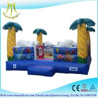 Wholesale Hansel terrfic children size inflatable castle for commercial from china suppliers