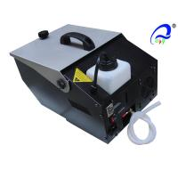 Buy cheap 15KG Terra Low Lying Stage Fog Machine 1200 Watt Clubs Dry Ice Smoke Machine from wholesalers