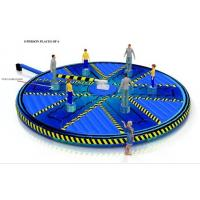 Great Fun Inflatable Rotary Mechanical Game