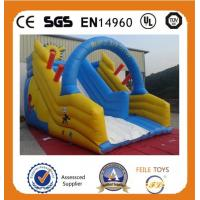 Wholesale Hot Sale high quality giant inflatable slide for adults from china suppliers