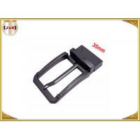 Wholesale Vintage Ferrous Free Metal Belt Buckle With Embossed Logo Or Label from china suppliers