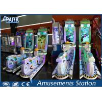 Wholesale Indoor Children'S Coin Operated Rides / Arcade Games Machine Double Players Bike from china suppliers