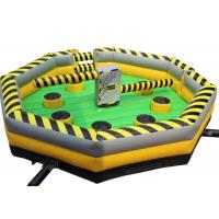 Wholesale Outdoor Inflated Fun Games PVC 0.55mm Quadruple Stitching In Key Areas from china suppliers