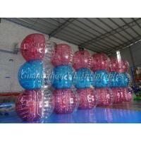 Wholesale Inflatable Garden Toys Large Body Bubble Ball , Inflatable Bubble Soccer from china suppliers