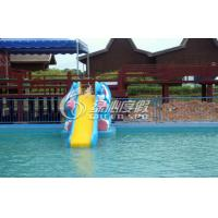 Wholesale Elephant Fiberglass Small Water Slides from china suppliers
