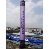 China 6m Purple High Shining Inflatable Balloon / Inflatable Advertising Balloons  on sale