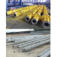 Wholesale 12m Electronic Precast Concrete Electric Pole Mould for Making Reinforced from china suppliers