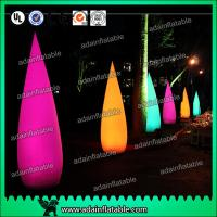 Wholesale Ada Inflatable 210T polyester Cloth Decoration Inflatable Cone For Events Entrance from china suppliers
