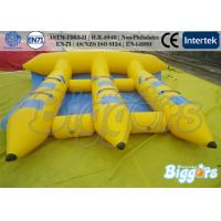 Wholesale Crazy Inflatable Water Game Banana Boat Flyfish Surfing on Beach from china suppliers
