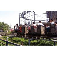 Wholesale Fantastic 9.82m Amusement Park Trains With Four Cabins from china suppliers